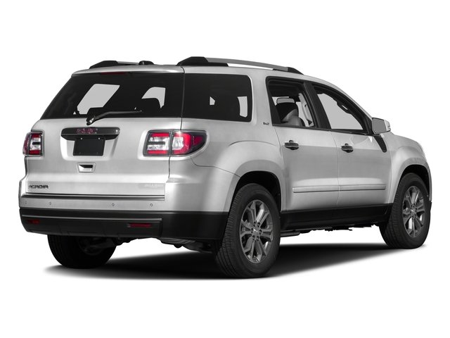 2016 GMC Acadia Prices and Values Utility 4D SLT2 2WD V6 side rear view