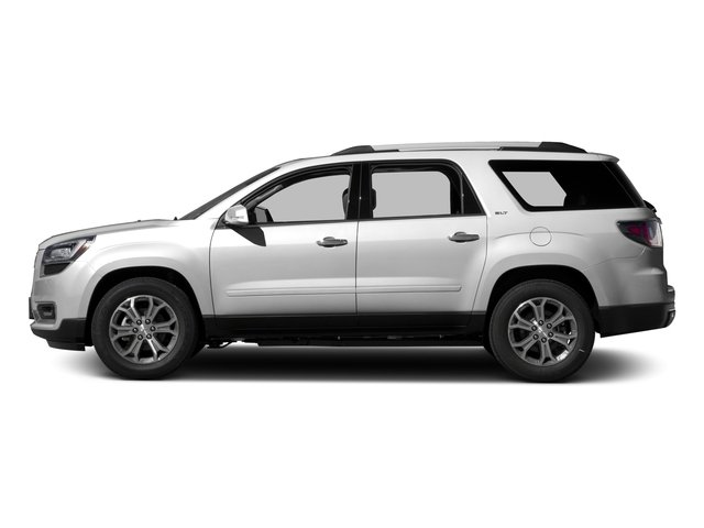 2016 GMC Acadia Prices and Values Utility 4D SLT2 2WD V6 side view
