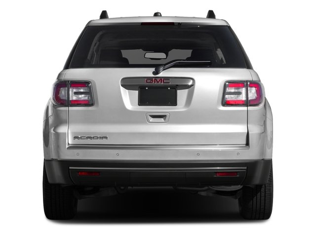 2016 GMC Acadia Prices and Values Utility 4D SLT2 2WD V6 rear view