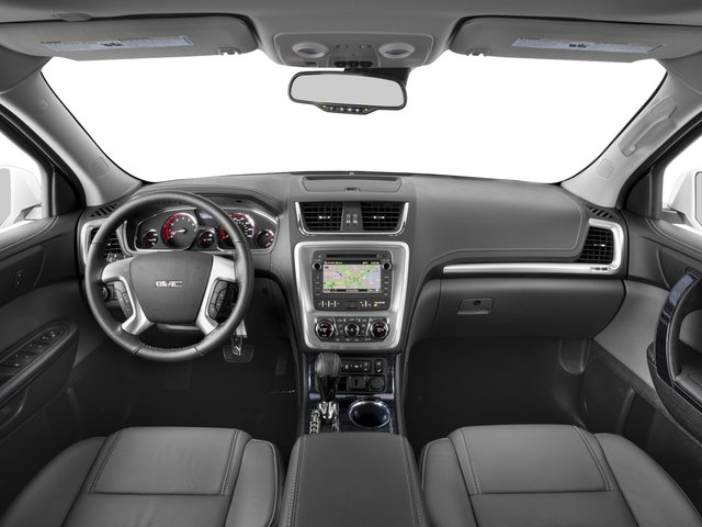 2016 GMC Acadia Prices and Values Utility 4D SLT2 2WD V6 full dashboard