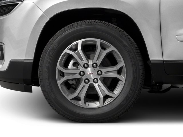 2016 GMC Acadia Prices and Values Utility 4D SLT2 2WD V6 wheel