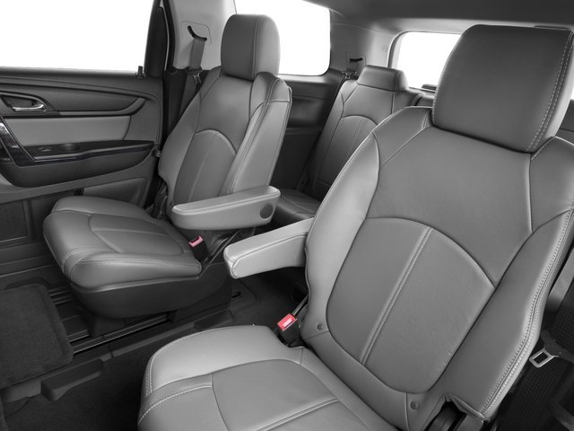 2016 GMC Acadia Prices and Values Utility 4D SLT2 2WD V6 backseat interior