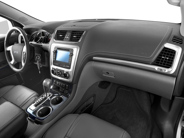 2016 GMC Acadia Prices and Values Utility 4D SLT2 2WD V6 passenger's dashboard