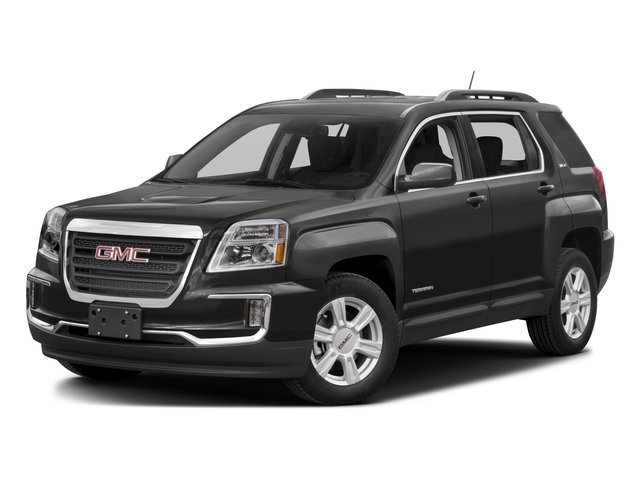 2016 GMC Terrain Prices and Values Utility 4D SL 2WD side front view
