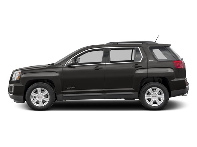 2016 GMC Terrain Prices and Values Utility 4D SL 2WD side view