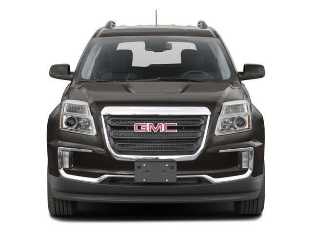 2016 GMC Terrain Prices and Values Utility 4D SL 2WD front view