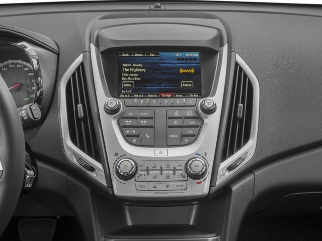 2016 GMC Terrain Prices and Values Utility 4D SL 2WD stereo system