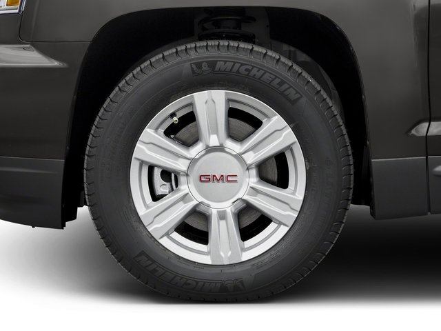 2016 GMC Terrain Prices and Values Utility 4D SL 2WD wheel