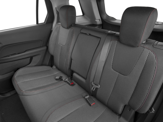 2016 GMC Terrain Prices and Values Utility 4D SL 2WD backseat interior