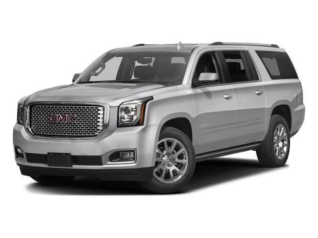 2016 GMC Yukon XL Prices and Values Utility 4D Denali 2WD V8 side front view