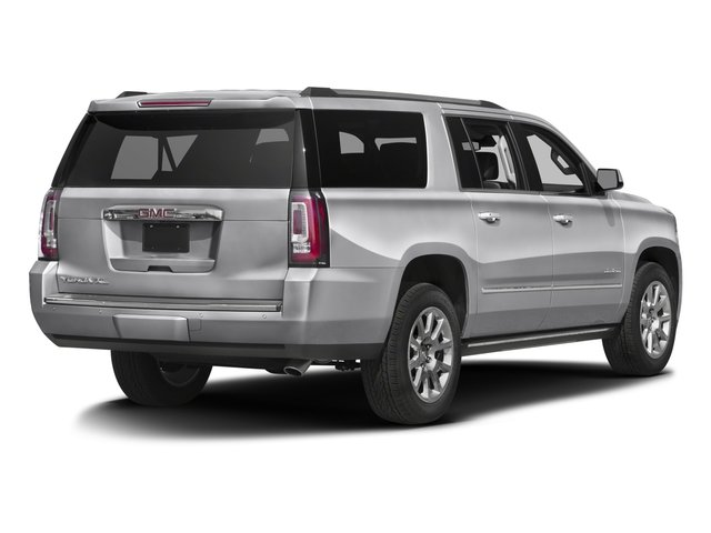 2016 GMC Yukon XL Prices and Values Utility 4D Denali 2WD V8 side rear view