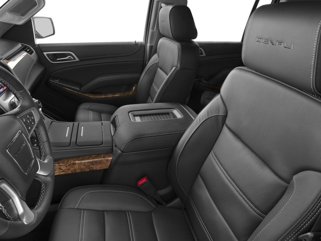 2016 GMC Yukon XL Prices and Values Utility 4D Denali 2WD V8 front seat interior