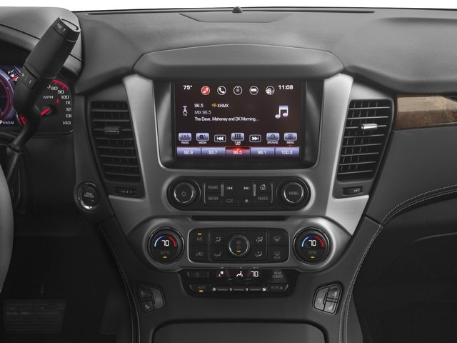 2016 GMC Yukon XL Prices and Values Utility 4D Denali 2WD V8 stereo system