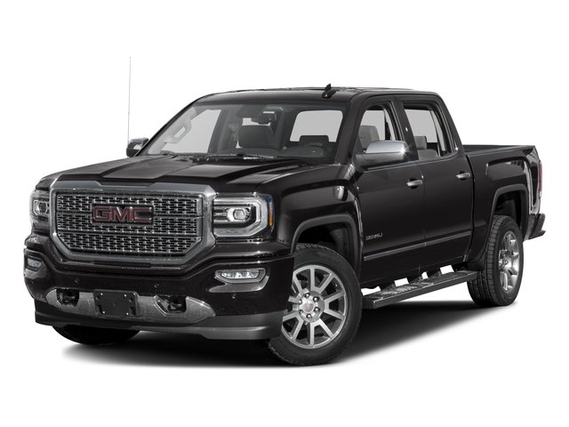 2016 Gmc Sierra 1500 Prices And Values Crew Cab Denali 4wd Side Front View