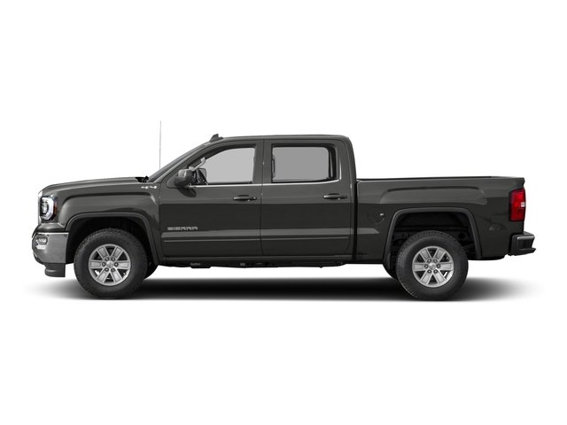 2016 GMC Sierra 1500 Pictures Sierra 1500 Crew Cab SLE 2WD photos side view