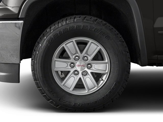 2016 GMC Sierra 1500 Prices and Values Crew Cab SLE 4WD wheel