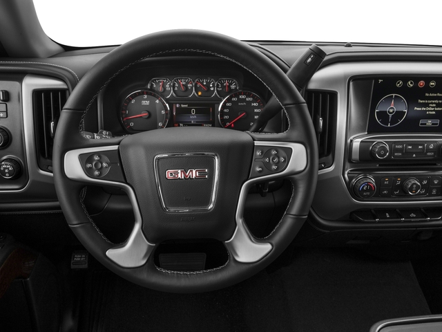 2016 GMC Sierra 1500 Pictures Sierra 1500 Extended Cab SLE 4WD photos driver's dashboard