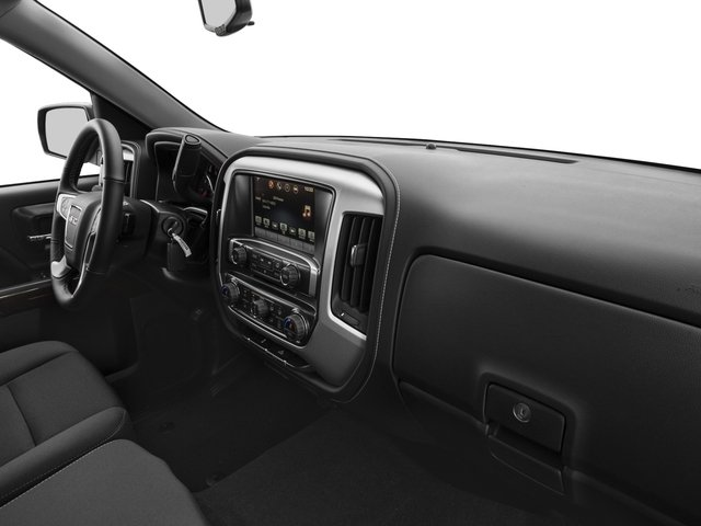 2016 GMC Sierra 1500 Pictures Sierra 1500 Extended Cab SLE 4WD photos passenger's dashboard