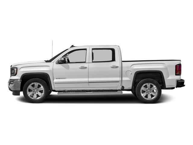 2016 GMC Sierra 1500 Prices and Values Crew Cab SLT 4WD side view