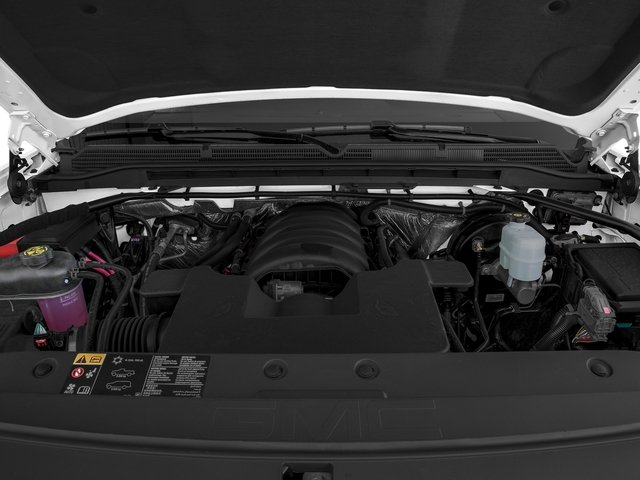 2016 GMC Sierra 1500 Prices and Values Crew Cab SLT 4WD engine