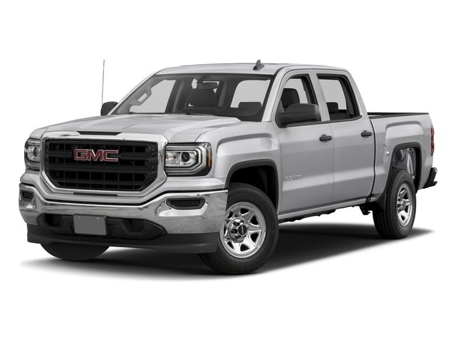 2016 GMC Sierra 1500 Pictures Sierra 1500 Crew Cab 4WD photos side front view