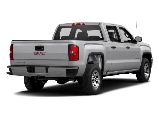2016 GMC Sierra 1500 Pictures Sierra 1500 Crew Cab 4WD photos side rear view