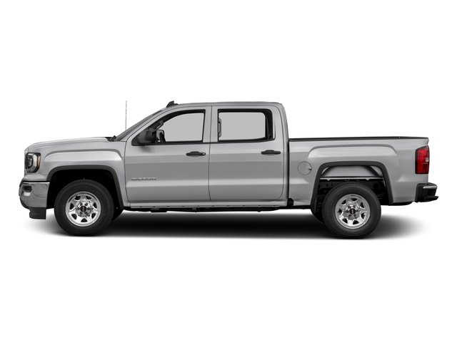 2016 GMC Sierra 1500 Pictures Sierra 1500 Crew Cab 4WD photos side view