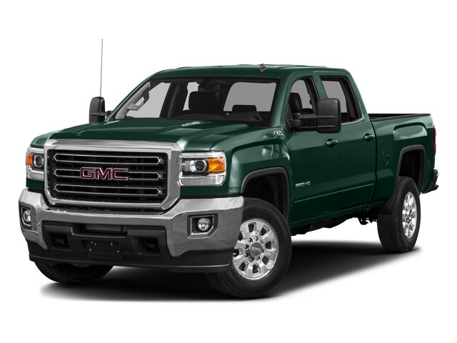2016 GMC Sierra 3500HD Pictures Sierra 3500HD Crew Cab 2WD photos side front view