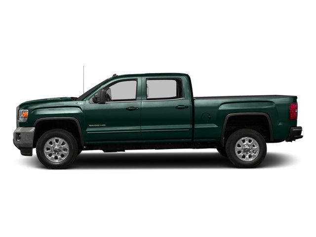 2016 GMC Sierra 3500HD Pictures Sierra 3500HD Crew Cab 2WD photos side view