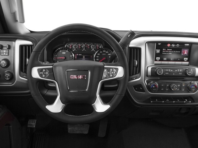 2016 GMC Sierra 3500HD Pictures Sierra 3500HD Crew Cab 2WD photos driver's dashboard