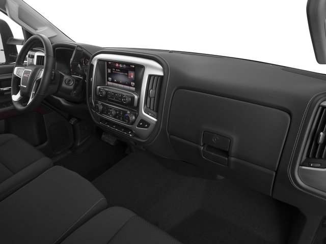2016 GMC Sierra 3500HD Pictures Sierra 3500HD Crew Cab 2WD photos passenger's dashboard