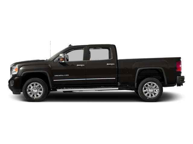 2016 GMC Sierra 2500HD Prices and Values Crew Cab Denali 2WD side view