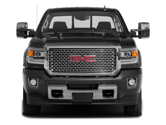 2016 GMC Sierra 2500HD Prices and Values Crew Cab Denali 2WD front view