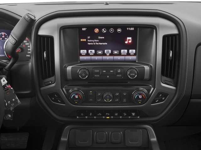 2016 GMC Sierra 2500HD Prices and Values Crew Cab Denali 2WD stereo system