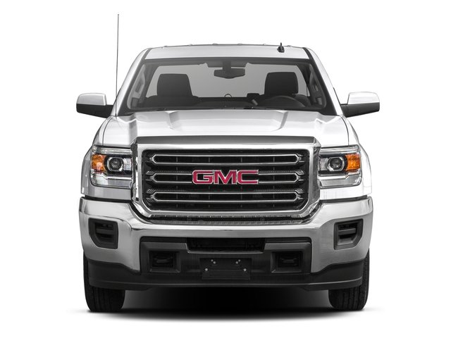 2016 GMC Sierra 2500HD Prices and Values Extended Cab SLE 4WD front view