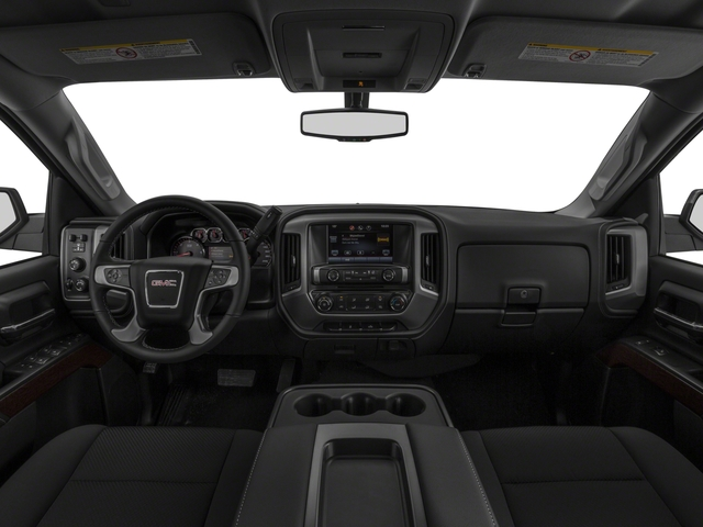 2016 GMC Sierra 2500HD Pictures Sierra 2500HD Extended Cab SLE 4WD photos full dashboard