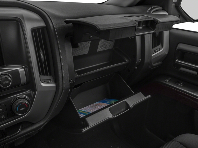 2016 GMC Sierra 2500HD Prices and Values Extended Cab SLE 4WD glove box