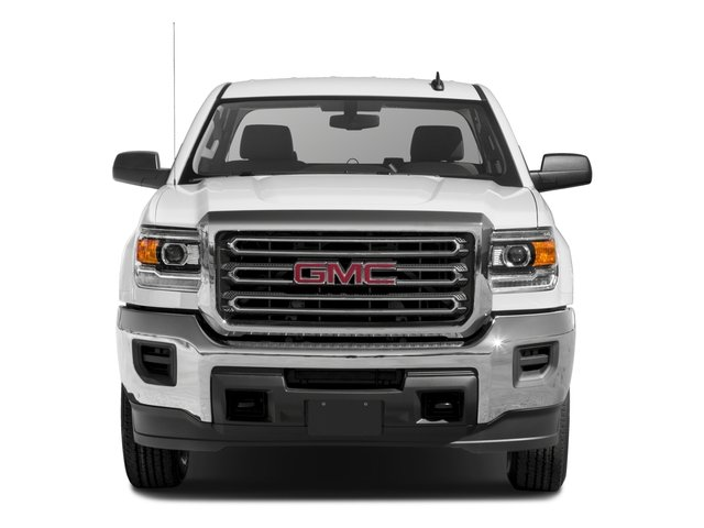 2016 GMC Sierra 2500HD Pictures Sierra 2500HD Crew Cab 4WD photos front view