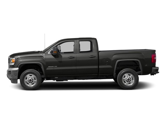 2016 GMC Sierra 2500HD Pictures Sierra 2500HD Extended Cab 4WD photos side view