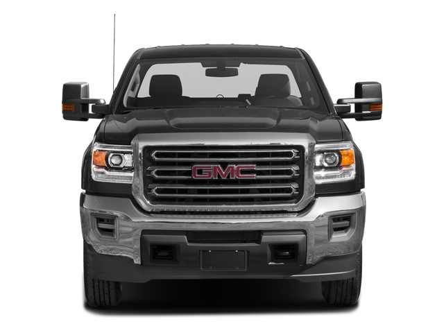 2016 GMC Sierra 2500HD Pictures Sierra 2500HD Extended Cab 4WD photos front view
