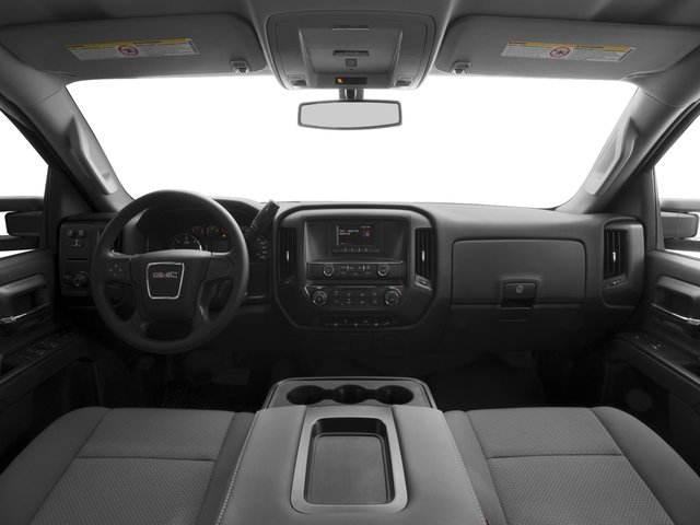 2016 GMC Sierra 2500HD Pictures Sierra 2500HD Extended Cab 4WD photos full dashboard