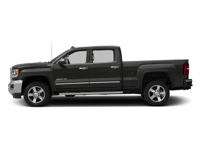 2016 GMC Sierra 2500HD Prices and Values Crew Cab SLT 2WD side view