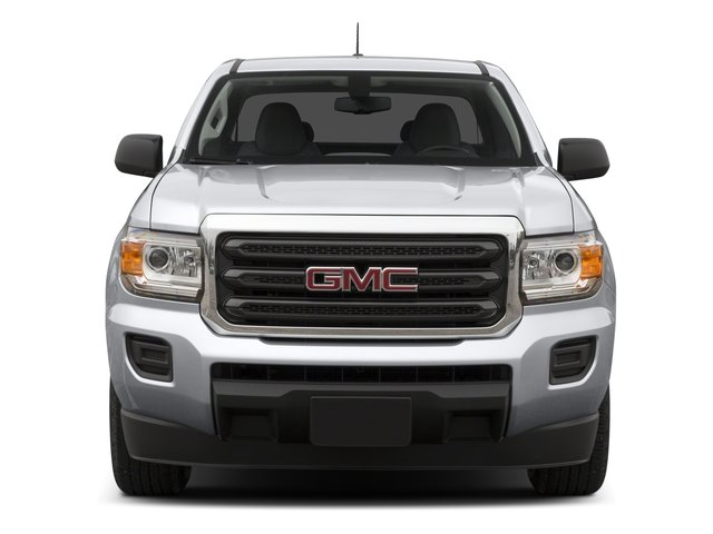 2016 GMC Canyon Prices and Values Extended Cab 2WD front view