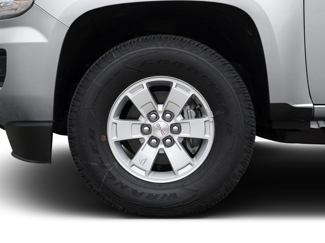 2016 GMC Canyon Prices and Values Extended Cab 2WD wheel