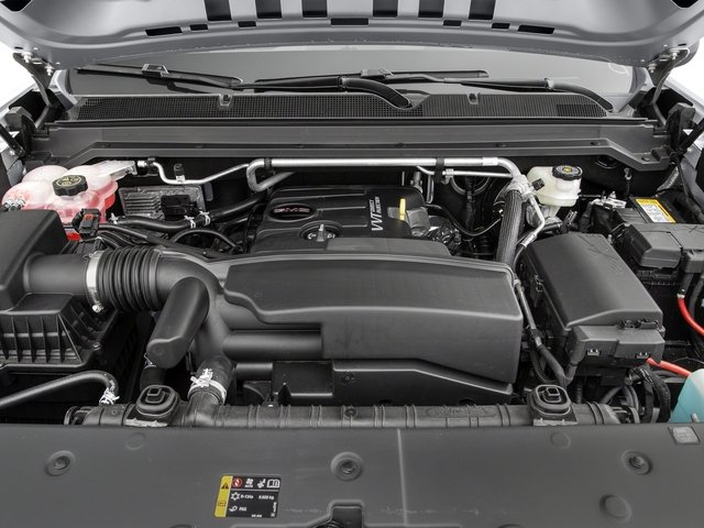 2016 GMC Canyon Prices and Values Extended Cab 2WD engine