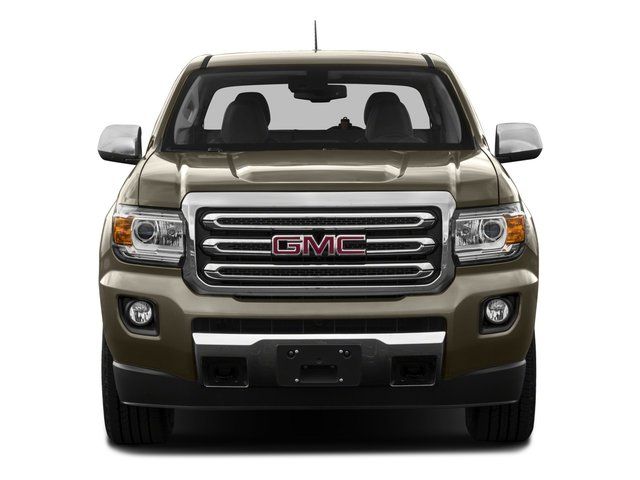 2016 GMC Canyon Pictures Canyon Crew Cab SLT 4WD photos front view