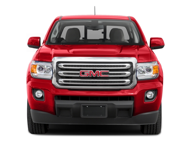 2016 GMC Canyon Pictures Canyon Crew Cab SLE 2WD photos front view