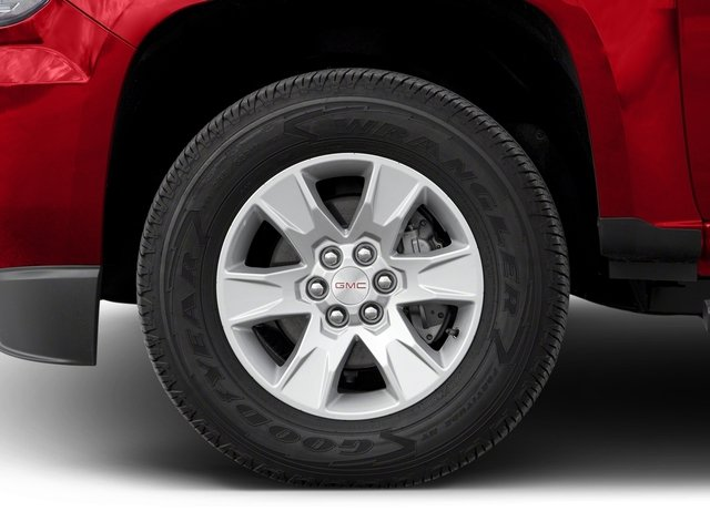 2016 GMC Canyon Prices and Values Crew Cab SLE 2WD wheel