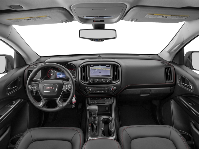 2016 GMC Canyon Prices and Values Extended Cab SLT 4WD V6 full dashboard