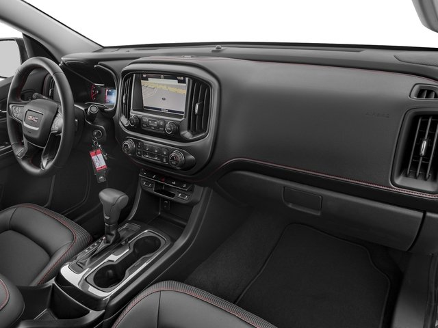 2016 GMC Canyon Prices and Values Extended Cab SLT 4WD V6 passenger's dashboard